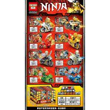 Tổng hợp Ninjago Phần 13 giá rẻ, bán chạy tháng 10/2021 - BeeCost