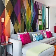 multi colour room ideas colour