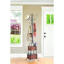 Metal Tree Coat Rack Scroll Metal Tree Coat Rack SkyMall 52