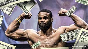 UFC Welterweight Fighter Tyron Woodley ...