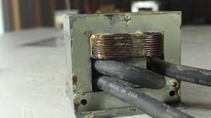 how to melt metal a modified microwave oven transformer  mad the first mot in the video produces just over 500 amps and the second one is capable of nearly 800 amps both are enough to turn this steel screw into a