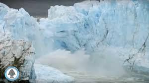 「グリーンランドの巨大氷河崩壊」の画像検索結果