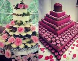 Wedding Cake Of The Day Cupcake Wedding Towers