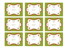 Printable Christmas Gift Tags  Design InspirationChristmas Gift Tag Design