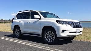 Toyota Prado 2018 Review Carsguide