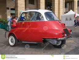Coupe Series 3 wheel car bmw : Bmw isetta three-wheel editorial photography. Image of wheel ...