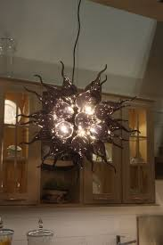 to make an artful statement there s nothing like a blown glass light fixture these
