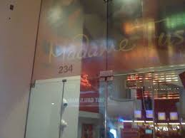 check out our glass and door work for madam tussauds nyc