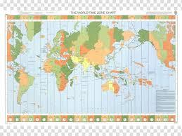 Map World Time Zone Admiralty Chart Nautical Chart Map