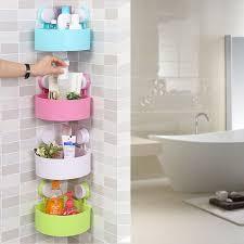 bathroom bath corner shelf astounding to suction rack shower wall bath corner shelf