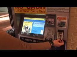 Mbta Fare Vending Machine Delectable Checking CharlieCard Expiration YouTube