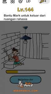 Ketuk ganggang pintu untuk membukanya, lalu ibunya kan muncul untuk membangunkan zozo. Kunci Jawaban Game Brain Out Level 145 Guru Ilmu Sosial