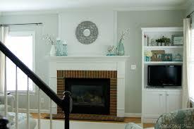 Living Room Built Ins Living Room Built In Reveal