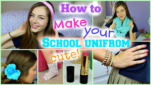 how to look pretty without makeup in uniform mugeek vidalondon