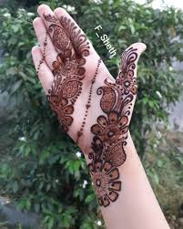 Mehndi Design Best Arabic Top 110 Arabic Mehndi Designs Shaadisaga Mehndi Designs