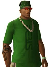 Carl Johnson - CJ - Grand Theft Auto San Andreas - GTA - Profile #1 -  Writeups.org
