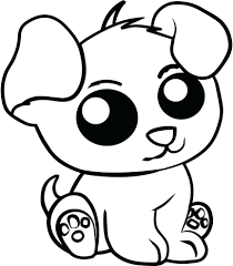 Cute Baby Animal Coloring Pages Page Animals Printable For Stuning 2