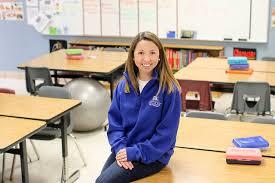 Graduate Ready: UK Senior will be full-time middle school teacher ...