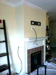 tv mount over fireplace above fireplace too high mounting above fireplace best above fireplace ideas on
