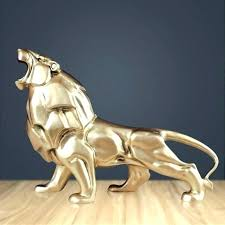 lion statues for front porch 4 of outdoor animal lawn yard garden statue art sculpture outdoor lion statues