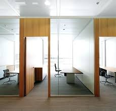 Wood Office Partitions In Offices In Solid Wood Desks With Miller