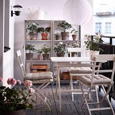 Inspiring Balcony Ideas From IKEA