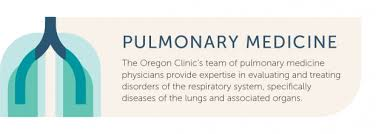 Pulmonary Medicine The Oregon Clinic