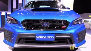 2018 subaru sti interior. interesting interior 2018 subaru wrx sti  exterior and interior walkaround debut at 2017  detroit auto show youtube on subaru sti interior s