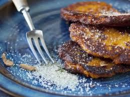 sweet pumpkin fritters recipe eat