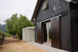 sliding barn door for garage stupefy metal doors pole latches home interior 25
