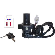 aw motorcycle parts ignition switch honda cbrf vfr  picture of ignition switch honda cbr600f vfr800 99 cb500 93 99 3 wires