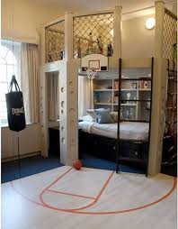Delightful This Room Could Work Into The High School Age For A Boy, Right? 40 Cool  Boys Room Ideas