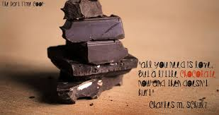 Chocolate Love Quotes Amazing Food Quotes Love And Some Chocolate The Part Time Cook