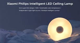 xiaomi philips led ceiling light support wifi