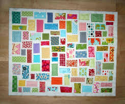 Scrappy Quilt Patterns Beauteous 48 Ways To Bust Your Quilt Fabric Scrap Stash WeAllSew