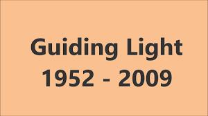 Guiding Light Opening 1983 Guiding Light Opening Compilation