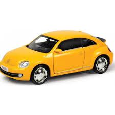Отзывы о Модель <b>машины UNI Fortune</b> Volkswagen Beetle