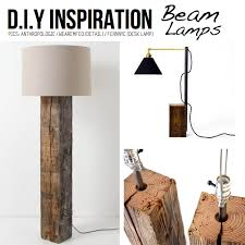 diy wood lamps