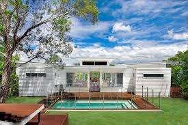 modern house plans queensland with custom family home with a simple and smart layout