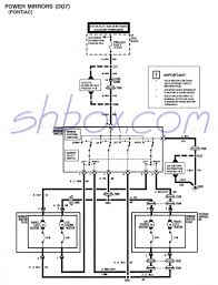 4th gen lt1 f body tech aids power mirror schematic 1995 firebird