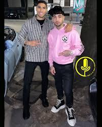 Tony Effe e Hakimi dell'Inter. È... - Il Rap è la mia strada