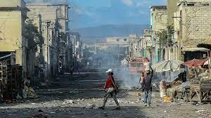 Haiti amid rising gang violence