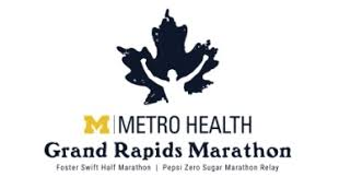 Grand Rapids Marathon Elevation Chart Metro Health Grand Rapids Marathon Course Maps