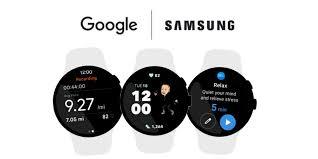 Đồng hồ thông minh hợp tác của Samsung và Google có thể ra mắt tại MWC 2021  - VI Atsit