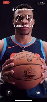 Live wallpaper of Russell Westbrook I ...
