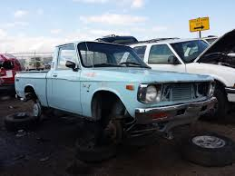 Junkyard Find: 1979 Chevrolet LUV Mikado - The Truth About Cars
