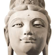 Buddha Head Decor Deco Glass Wall Decor Art On Glass Buddhas Head 1175 By