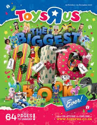 Toys R Us - Promotional Flipbook by Toys R Us South Africa - issuu