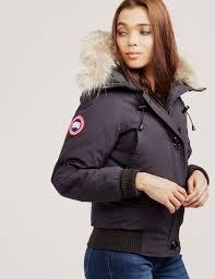 Canada Goose. Women s Blue Chilliwack Bomber