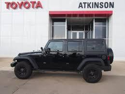 jeep wrangler unlimited black. Perfect Black 2013 Black Jeep Wrangler Unlimited In N